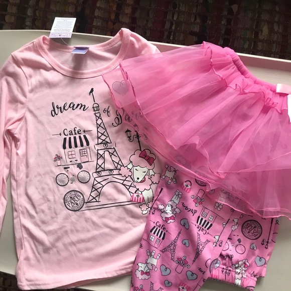 Dollie   Me matching girl and doll pajama outfit 6d7874dc0